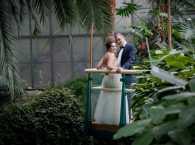 Plener ślubny w Palmiarni