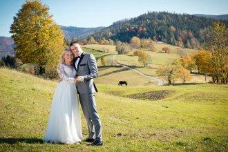 Plener ślubny Wisła