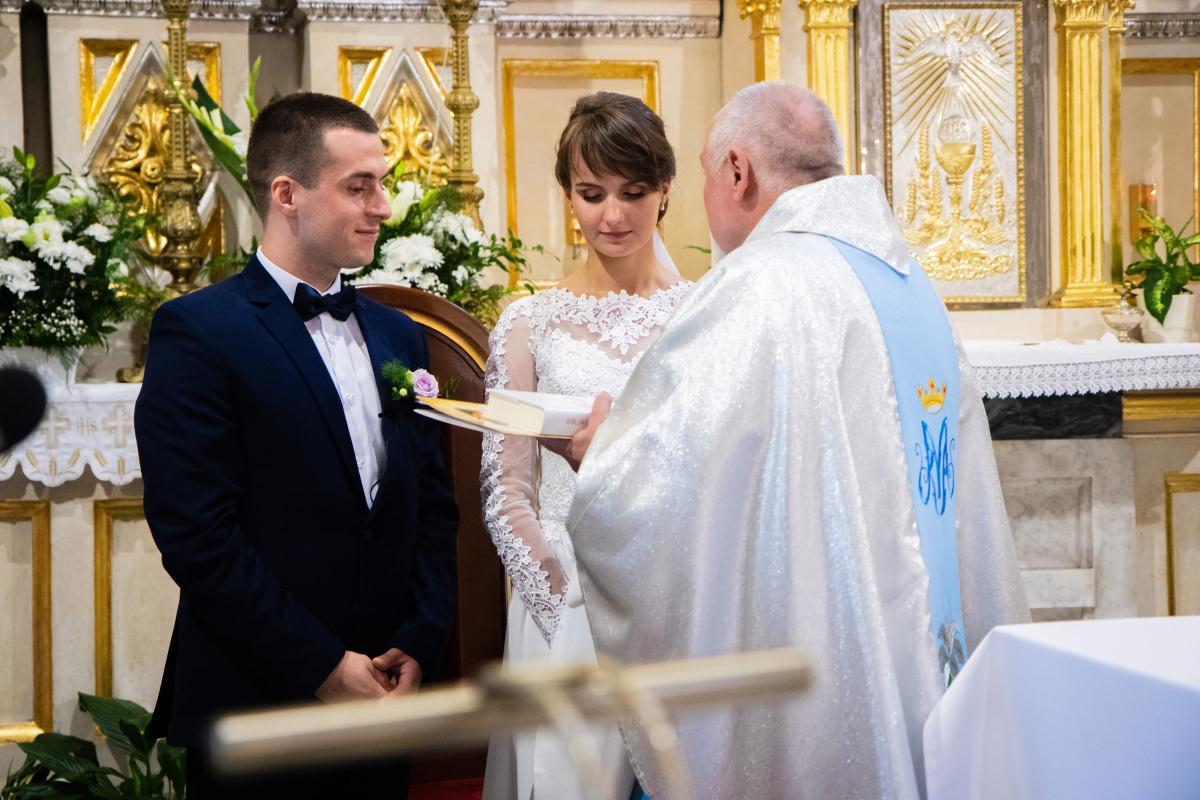 Zdjęcia ślubne w Bobrku
