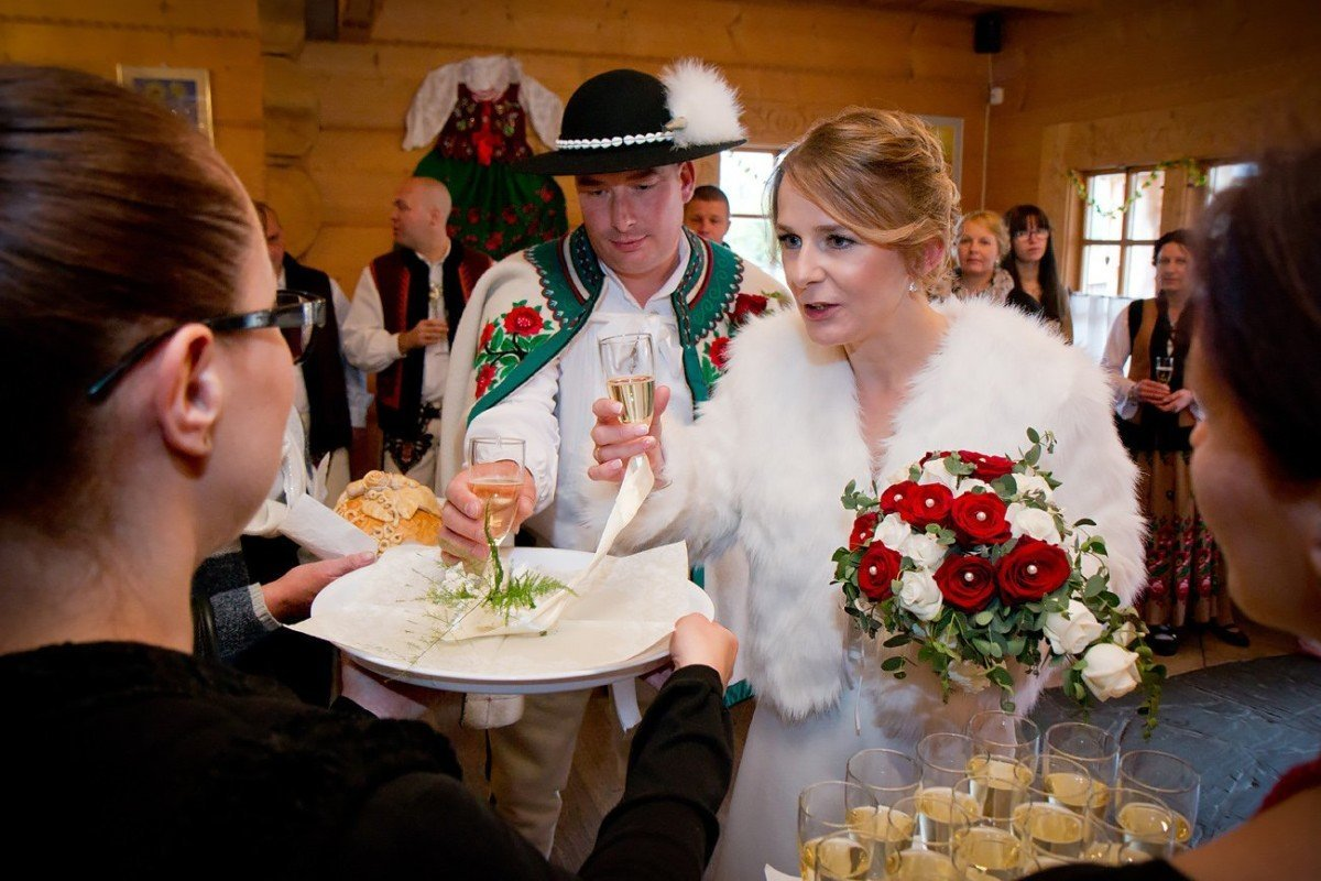 Zdjęcia ślubne Zakopane