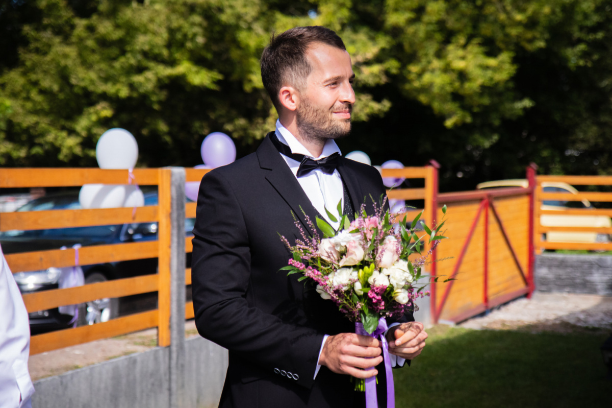 Zdjęcia ze ślubu Alwernia