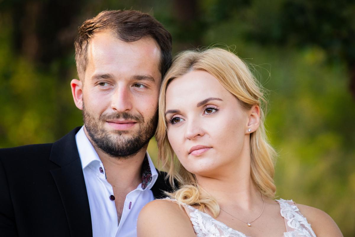 Plener ślubny Tenczynek