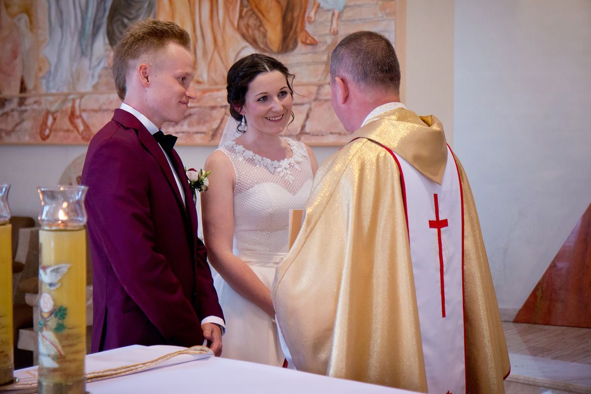 Zdjęcia ślubne Kęty