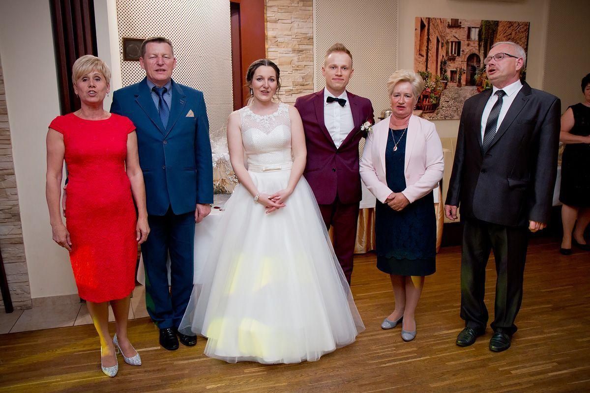 Zdjęcia ślubne w Kętach