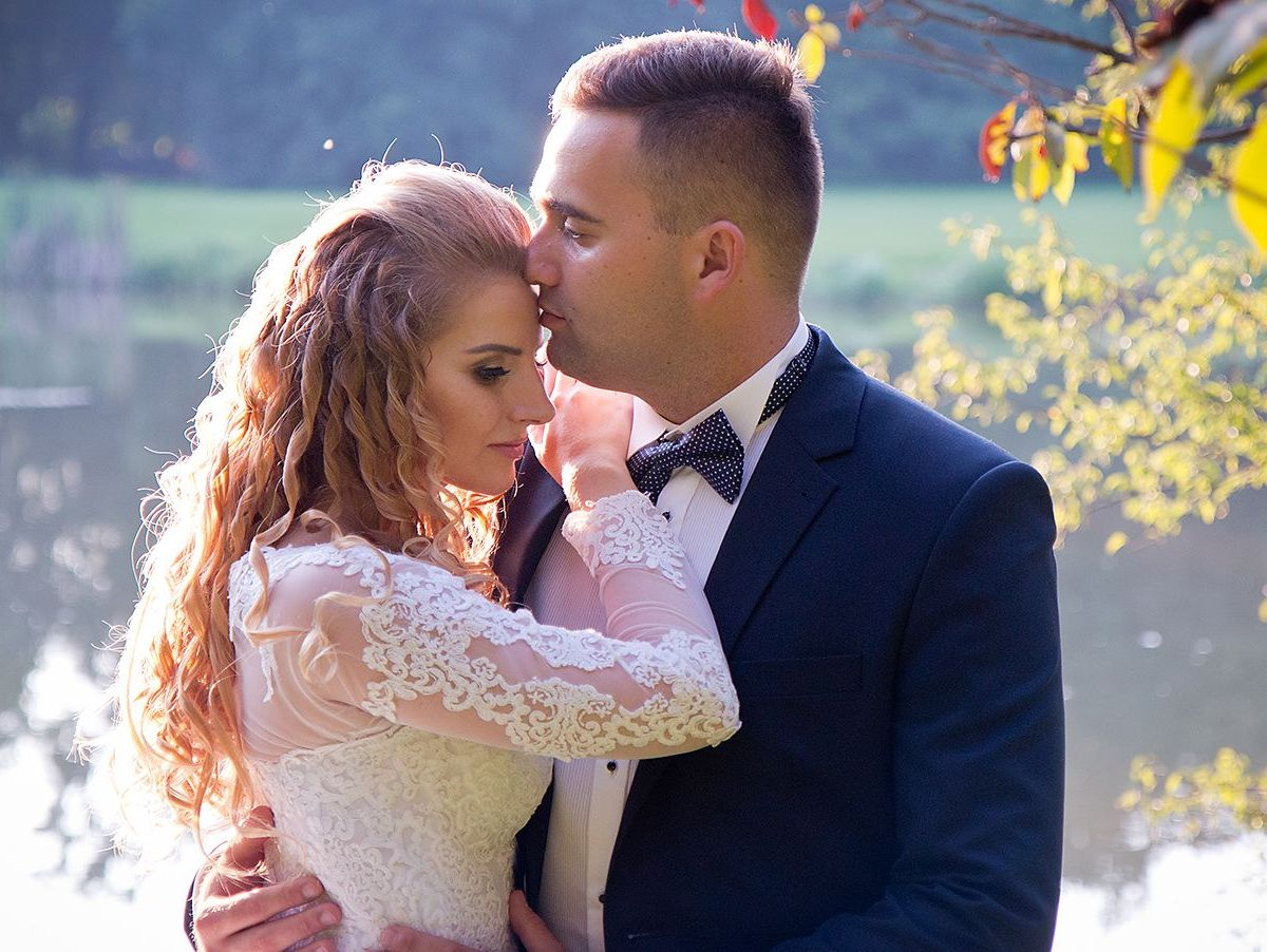 Plener ślubny w Pszczynie