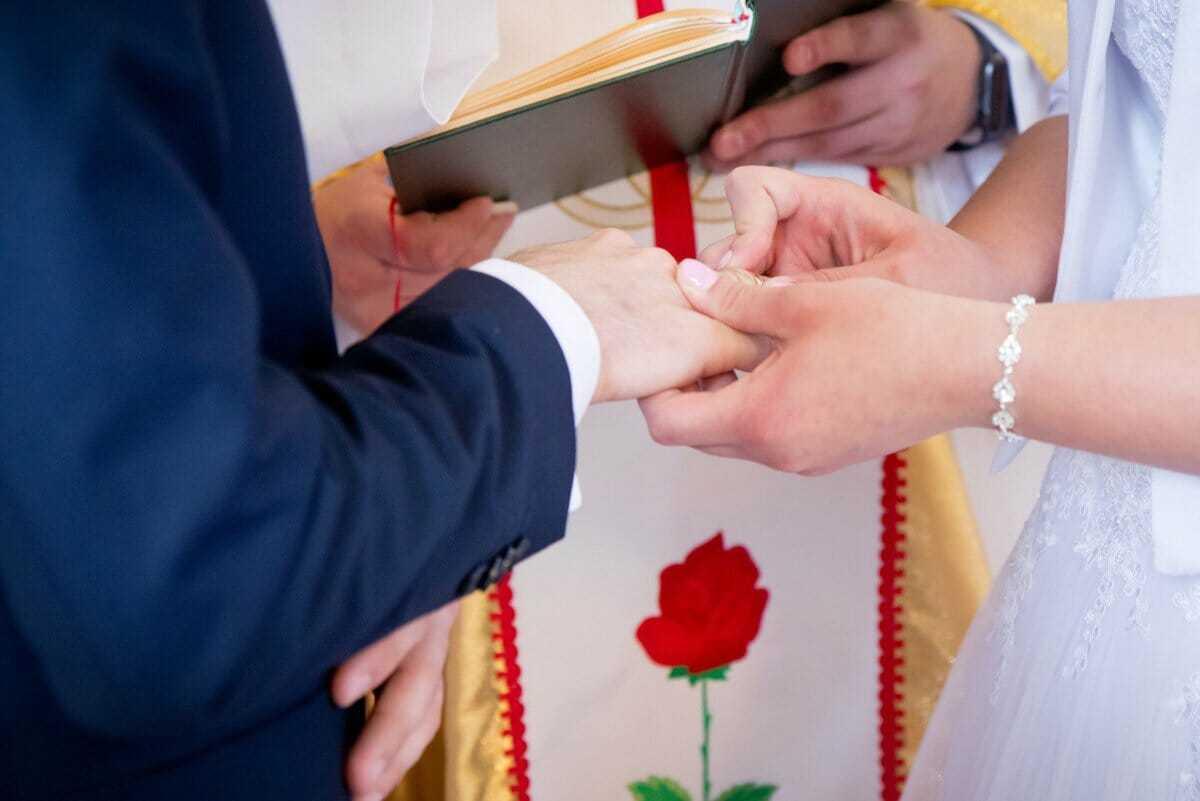 zdjęcia ze ślubu w Płazie