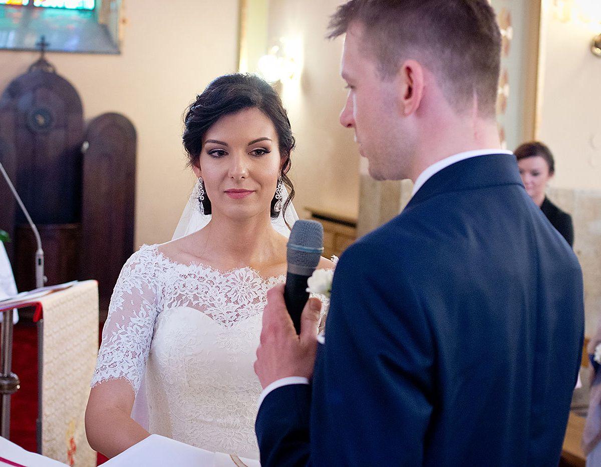 Zdjęcia ślubne Regulice