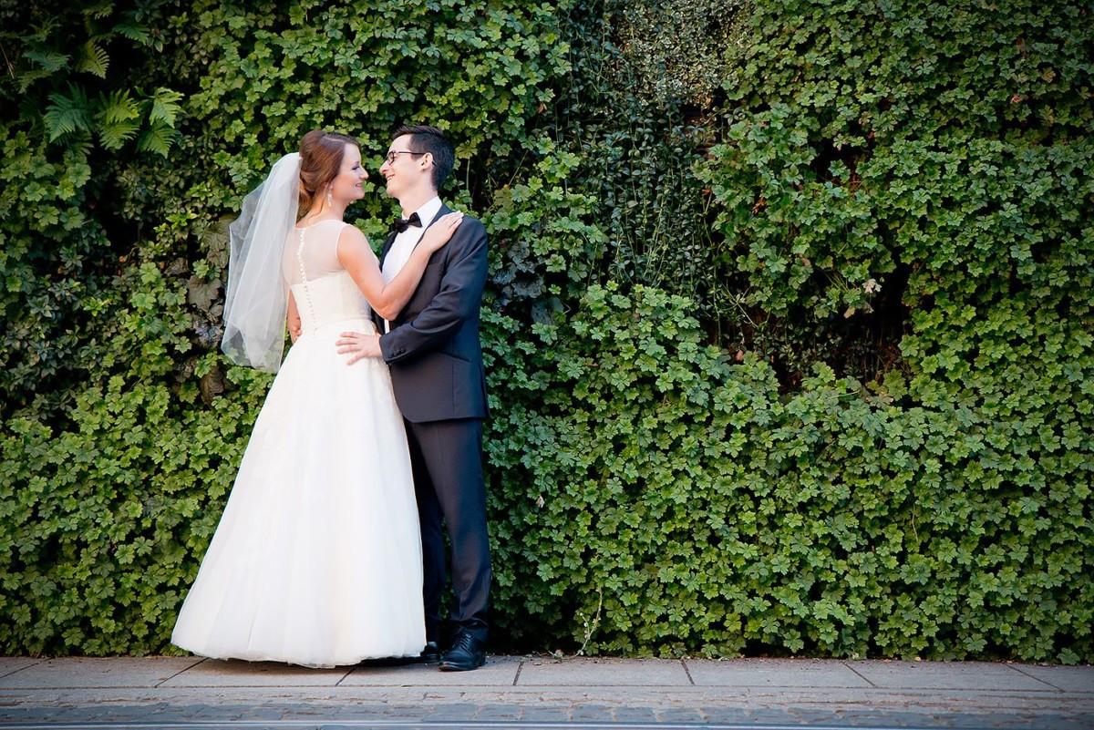 Plener ślubny w Katowicach