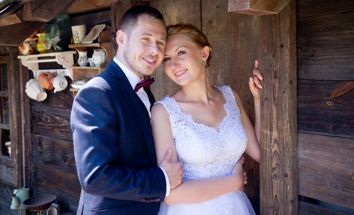 Zdjęcia ślubne Kapias