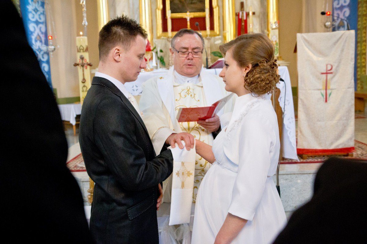 Zdjęcia ślubne Poręba Żegoty
