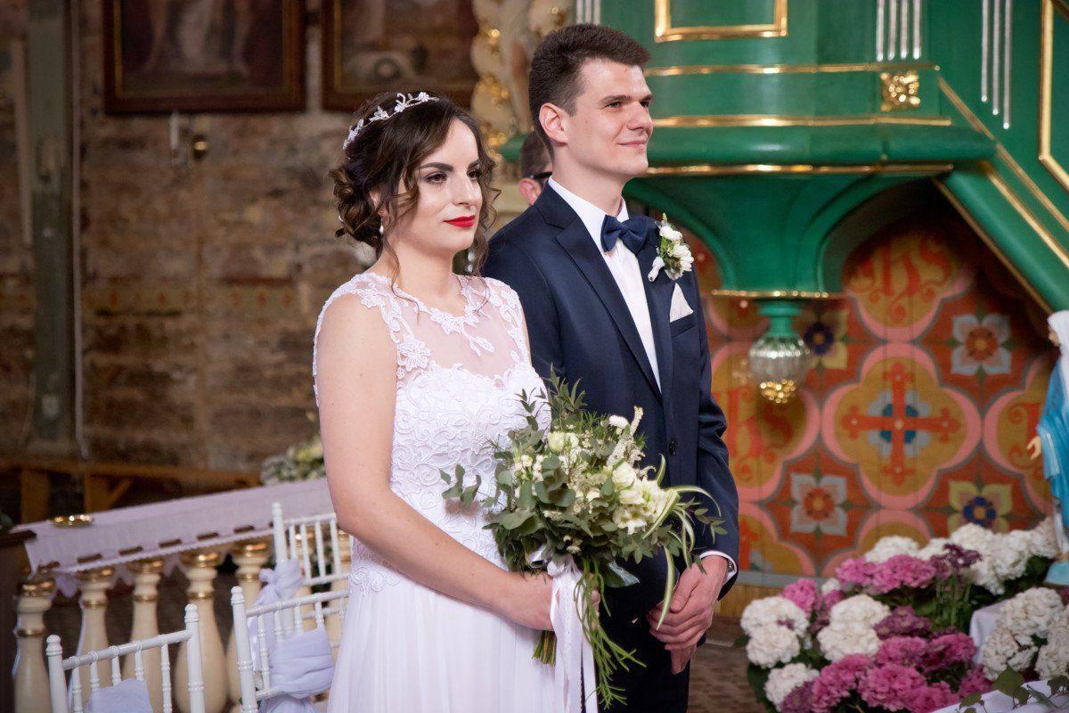 Zdjęcia ślubne Mętków