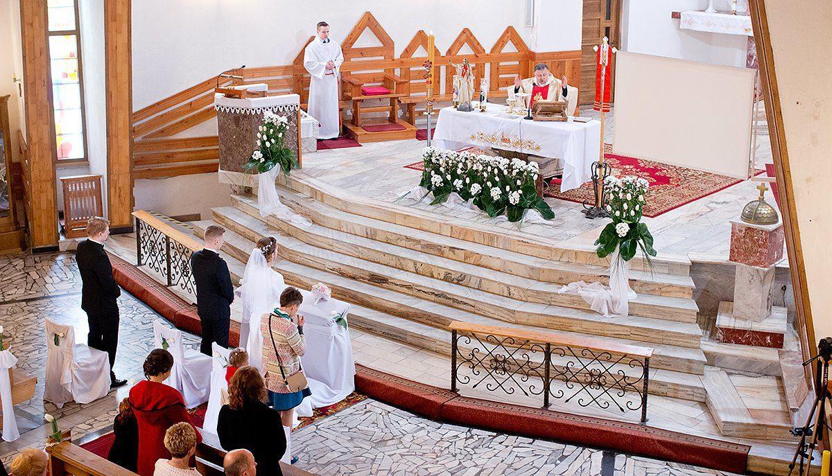 Zdjęcia ślubne Psary