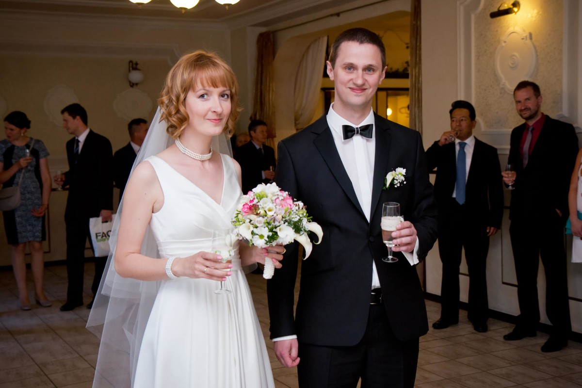 Zdjęcia ślubne Balin