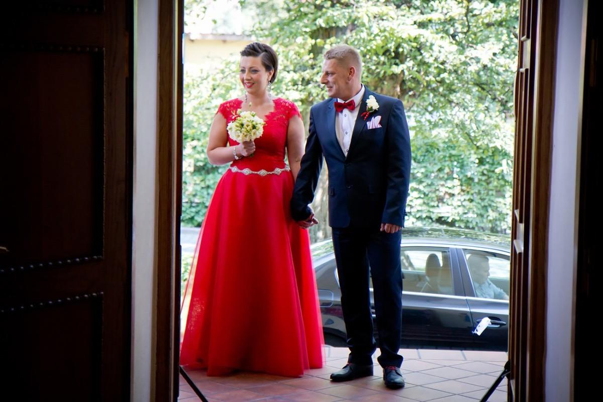 Ślub Magdy i Grzegorza 2