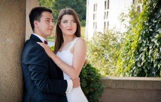 Plener ślubny w Palmiarni - Ola i Erwin 2