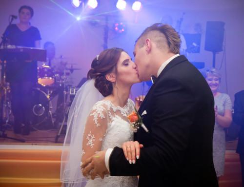 Zdjęcia ze ślubu Justyny i Piotra