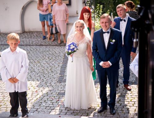 Zdjęcia ślubne Ani i Przemka – Płoki