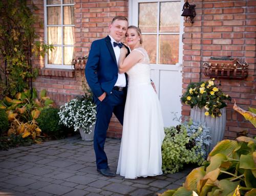 Plener ślubny Ani i Przemka – Ogrody Kapias | Pszczyna