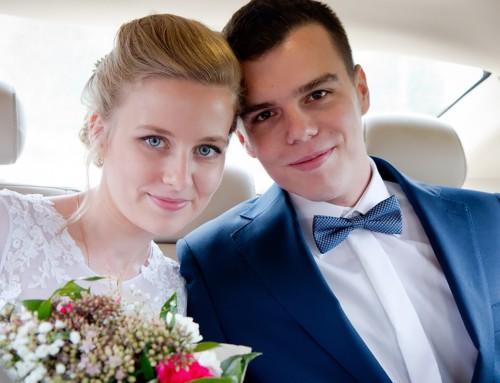 Zdjęcia ślubne Pauliny i Tomka – Ruczaj | Poręba Wielka