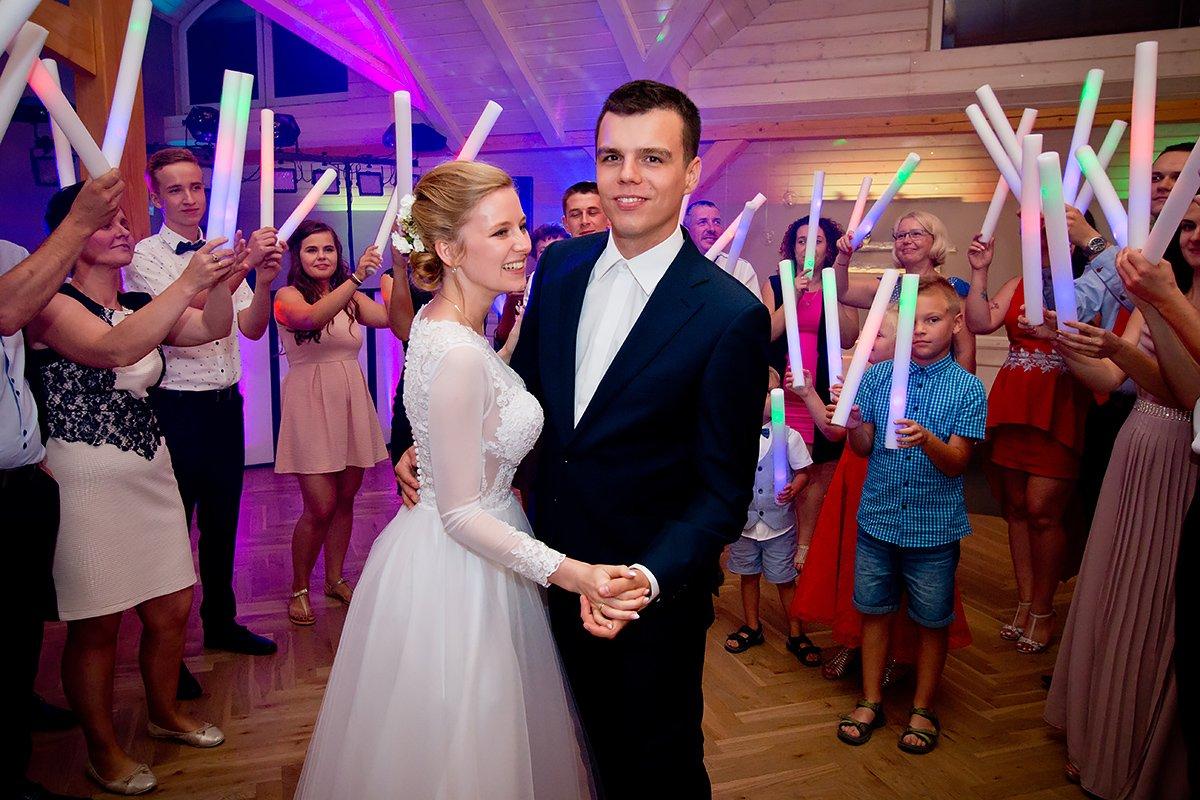 Zdjęcia ślubne Pauliny i Tomka - Ruczaj | Poręba Wielka 1
