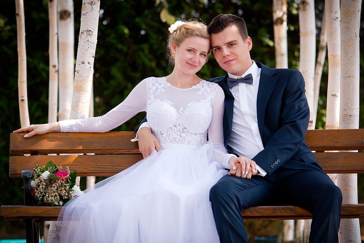 Paulina & Tomek – Plener ślubny w Ogrodach Kapias