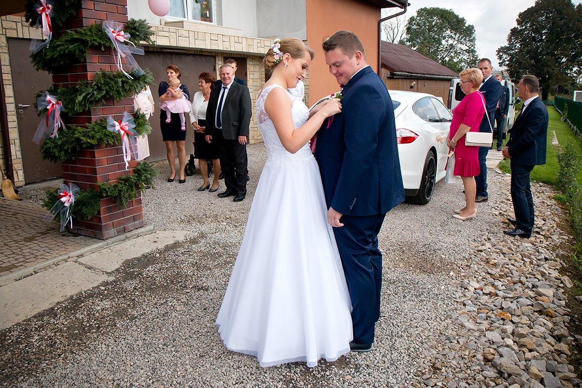 Ilona & Mateusz - Zdjęcia ślubne 1