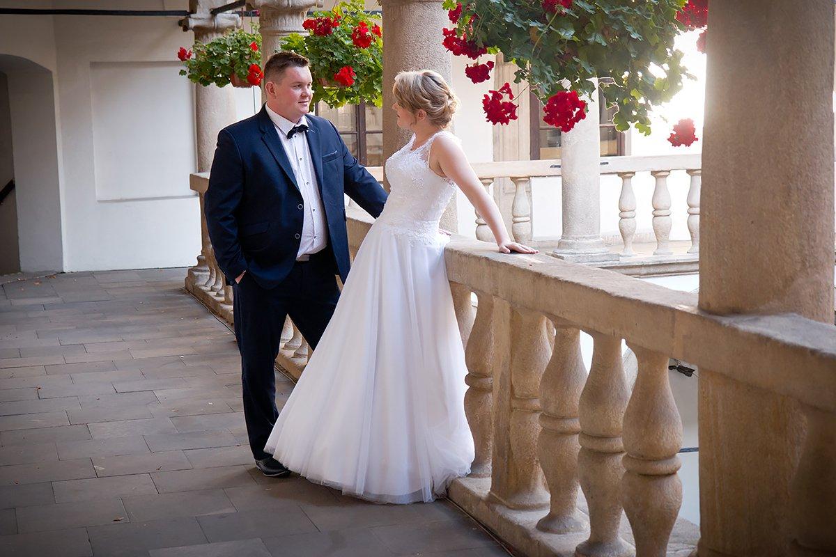 Plener ślubny w Żywcu