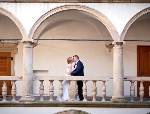 Plener ślubny w Żywcu – Ilona i Mateusz