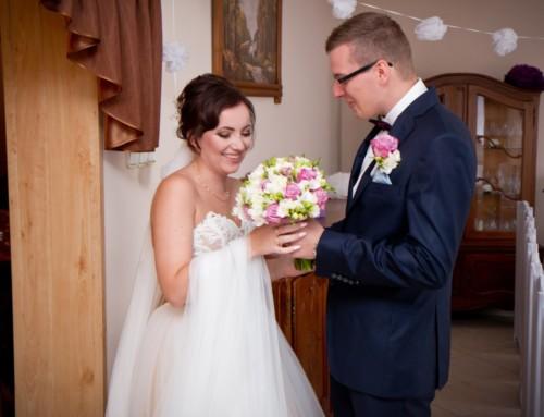Zdjęcia ślubne Oli i Erwina