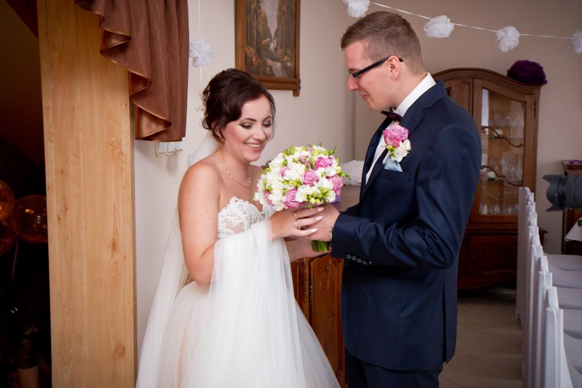 Plener ślubny w Żywcu - Ilona i Mateusz 2