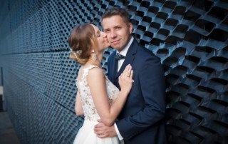 Plener ślubny w Katowicach - Karolina & Michał 1
