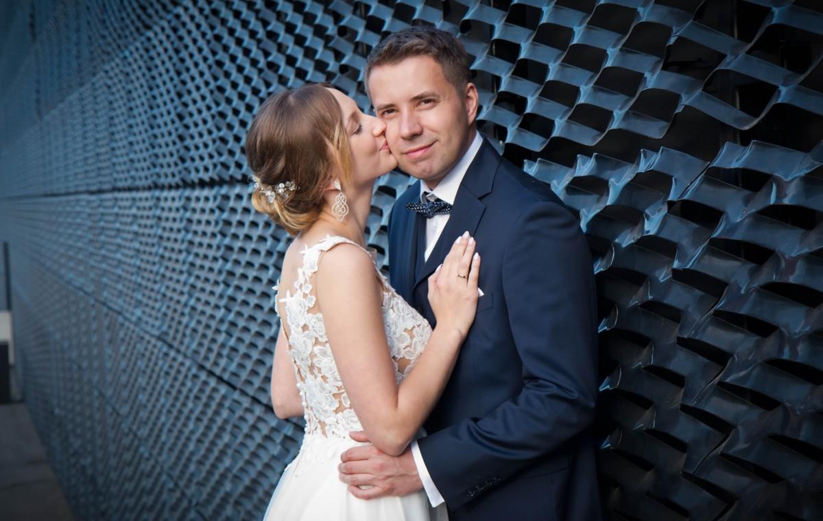 Plener ślubny w Katowicach - Karolina & Michał 2