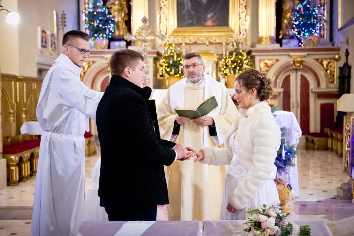Joanna & Kamil - zdjęcia ślubne Chrzanów 1