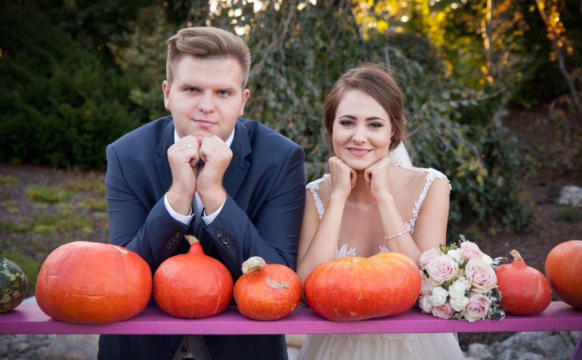 Agnieszka i Adam - Plener ślubny w ogrodach Kapias 2