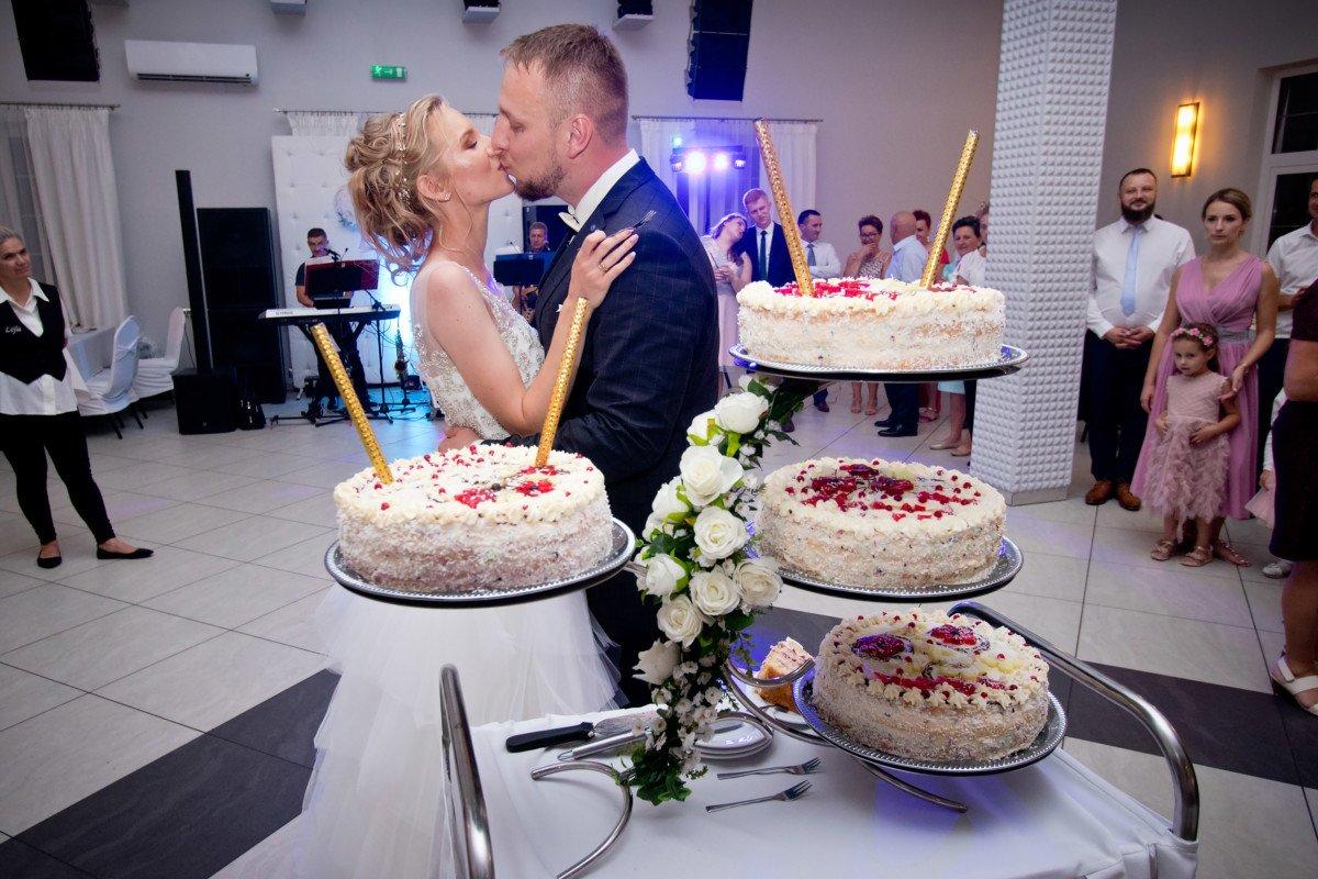 Ania i Kacper - Zdjęcia ze ślubu - Chełmek 1
