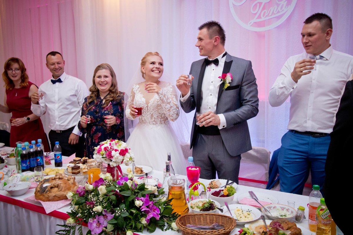Zdjęcia ślubne Ani i Mariusza - fotograf Trzebinia 1
