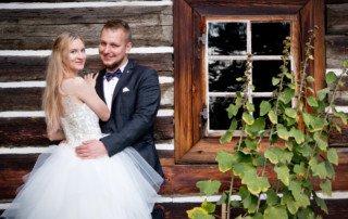 Ania i Kacper - Plener ślubny w Wygiełzowie 1