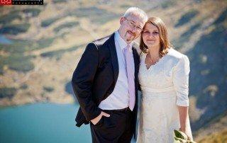 Plener ślubny w Tatrach - Joanna i Edek 1