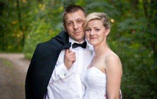 Bernadetta & Artur - zdjęcia ślubne Alwernia 2