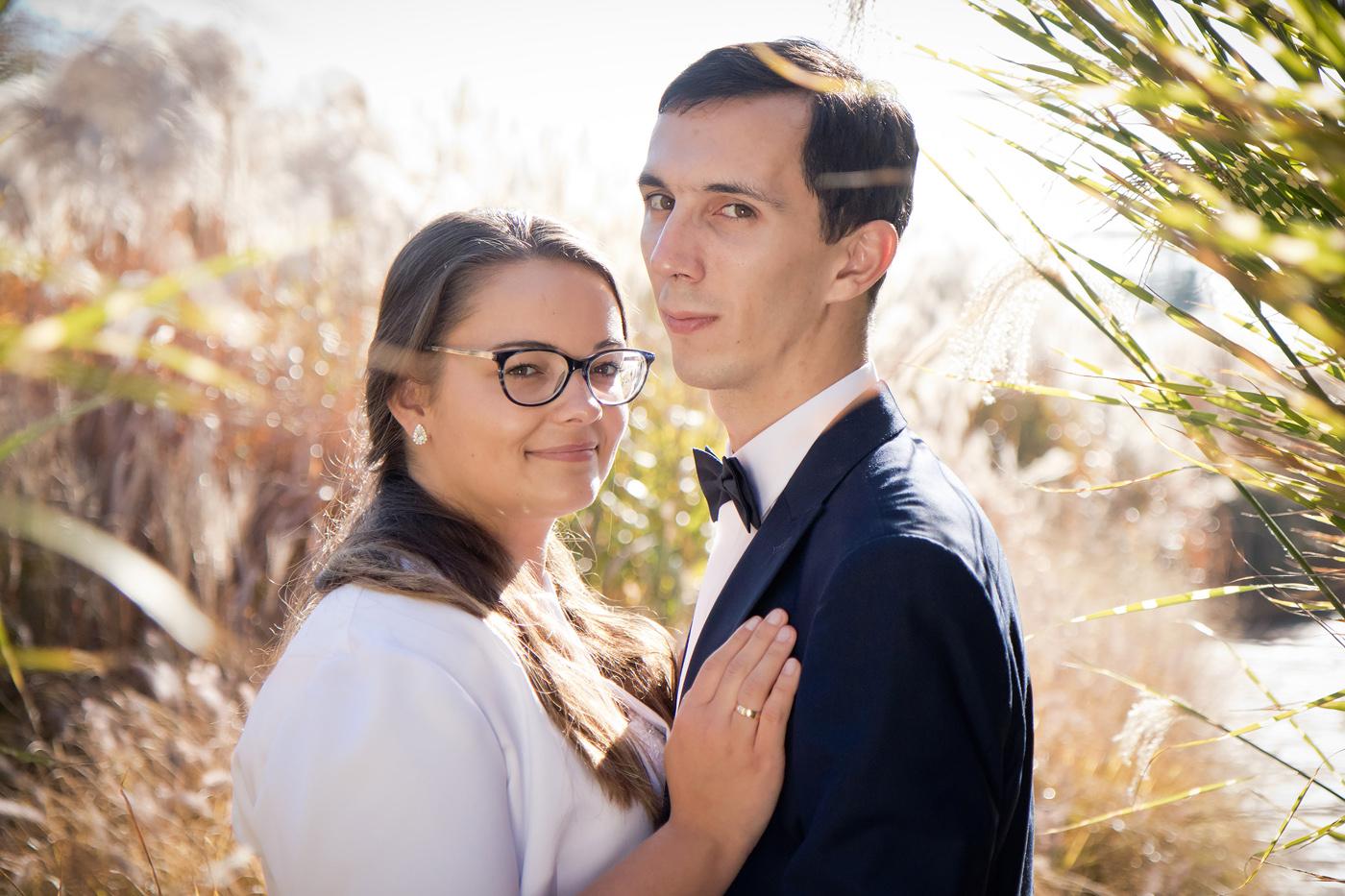 Kasia i Tomek - jesienny plener w Ogrodach Kapias 5