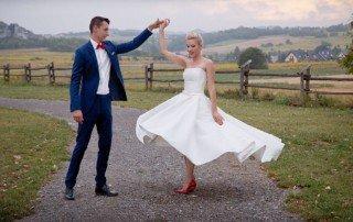 Magda i Jakuba - Plener ślubny w Jerzmanowicach 1