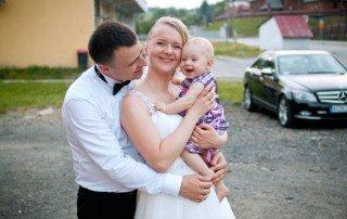 Basia i Michał - Zdjęcia ślubne Radocza 1