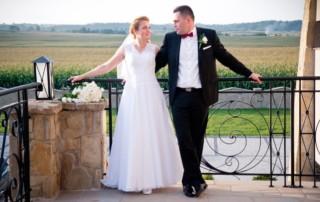 Marta i Paweł - zdjęcia ślubne Regulice 2