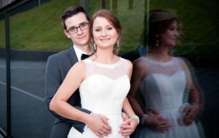 Plener ślubny w Katowicach - Marta & Konrad 2