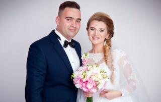 Klaudia i Piotr - Zdjęcia ślubne Bolęcin 2