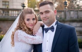 Klaudia & Piotr - Plener ślubny w Pszczynie 1